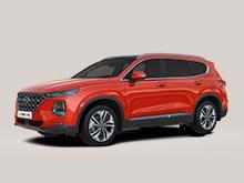 Stel je Hyundai Santa Fe samen