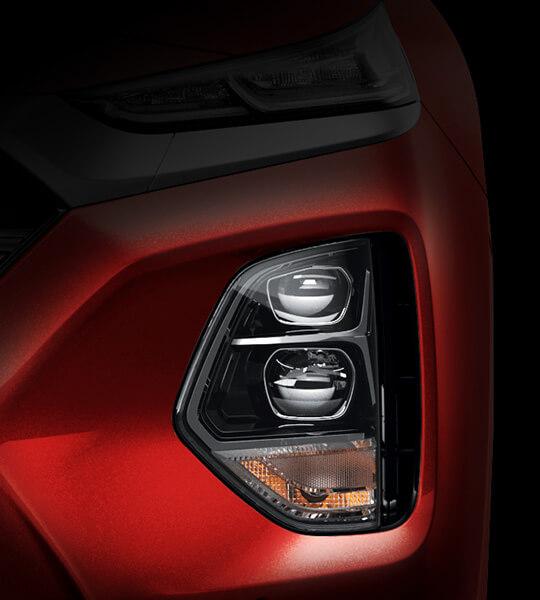 Full LED-koplampen - Hyundai Santa Fe