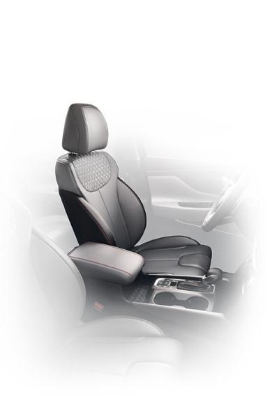 Hyundai Santa Fe - interieur