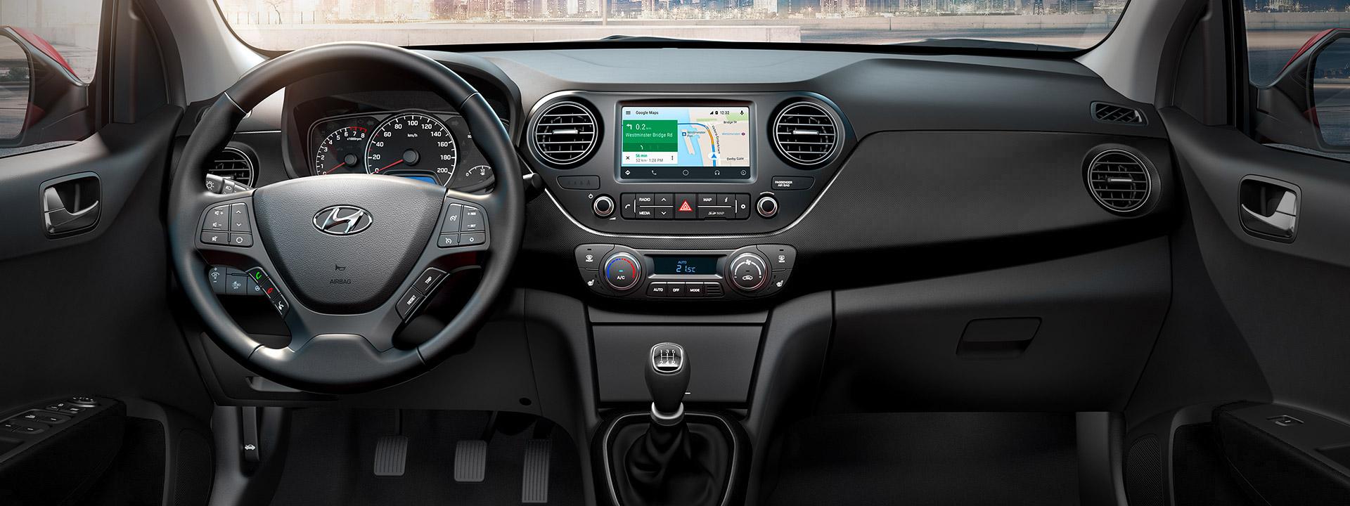 Ontdek de Hyundai i10 – Ruimte en gebruiksgemak   Hyundai