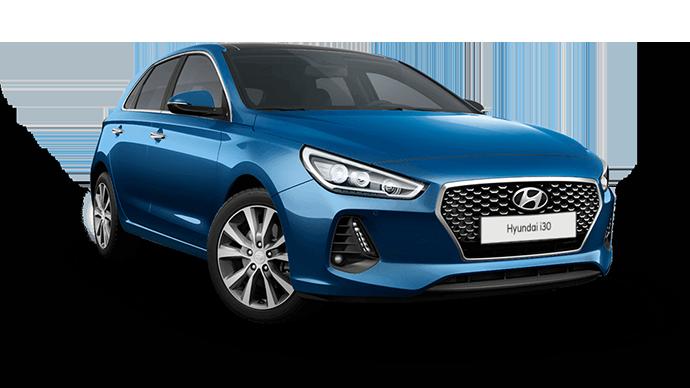 Hyundai i30 5-deurs vrijstaand