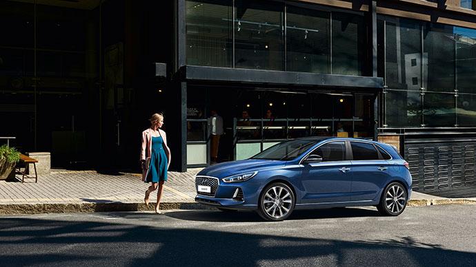 Hyundai i30 5-deurs lifestyle